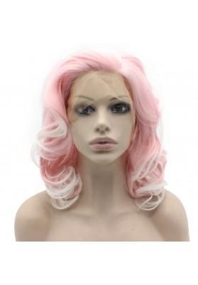Peluca de tul rosa clara...